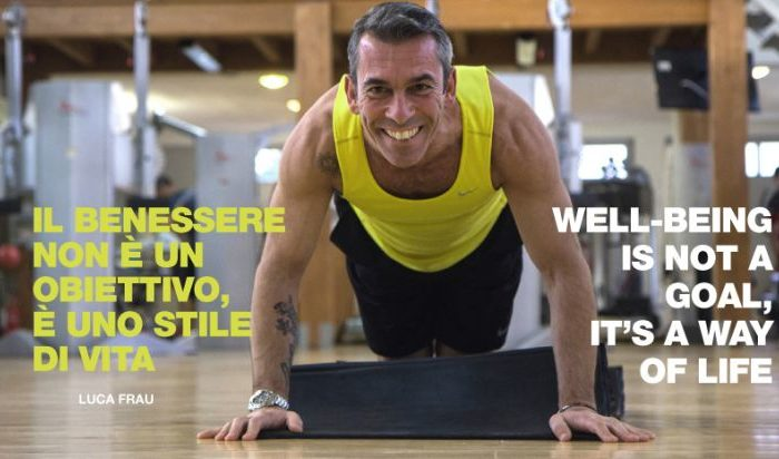 Sei in forma?