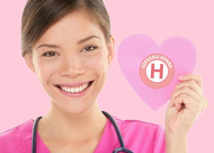 Bollino rosa al Giovanni Paolo II per la cura alla salute della donna