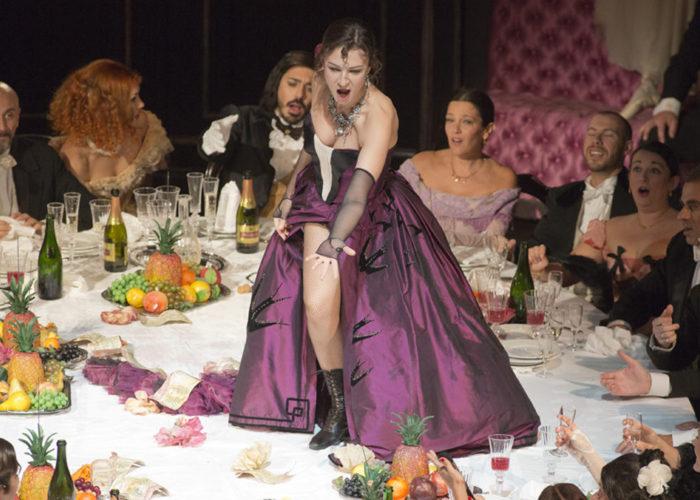 Al teatro Liricol'omaggio all'opera italiana