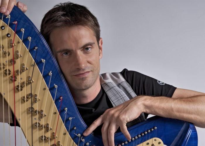 Raoul Moretti: An Unconventional Harpist