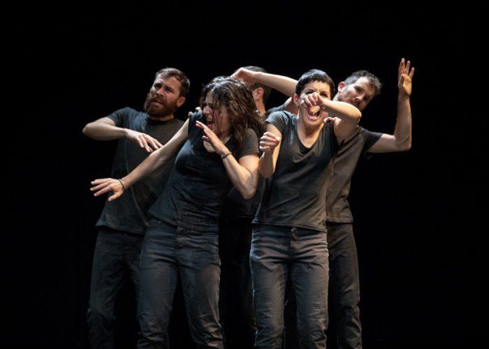 Overload – sotterraneo. Teatro Massimo Cagliari