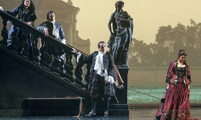 Don Giovanni al Teatro Lirico di Cagliari