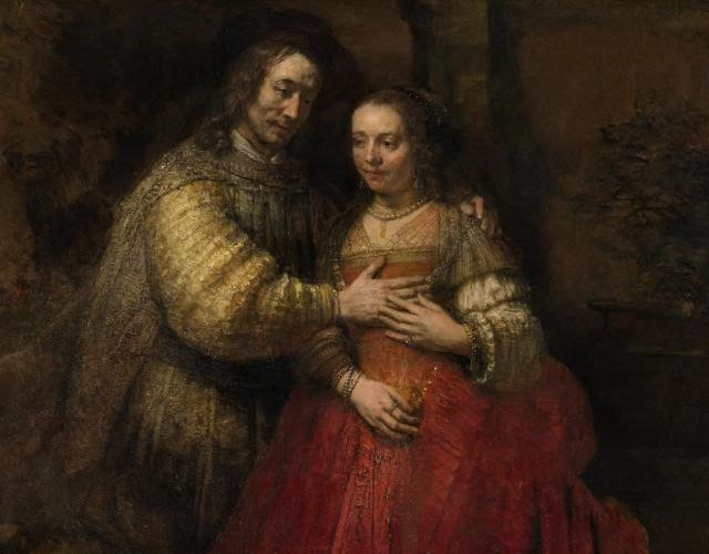 "Mostra ""Rembrandt's Light"""